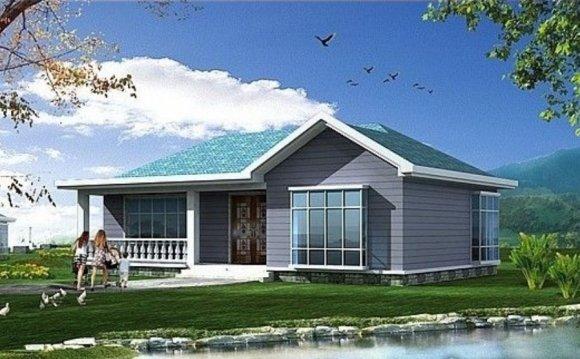 D House Design Exterior