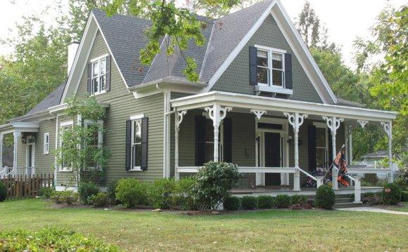 Older homes have historical