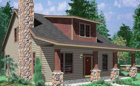10122 Bungalow House Plans