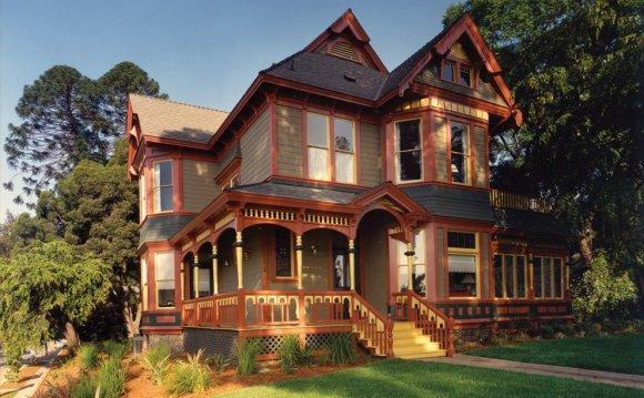 Folk Victorian house style - 6
