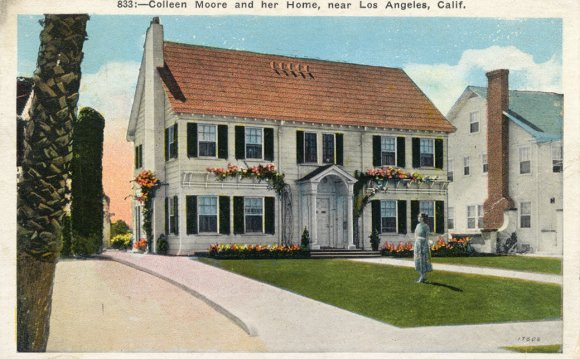 American Colonial houses