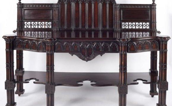 This English Gothic Revival