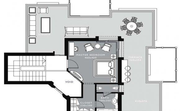 Architectural Design Floor