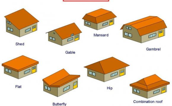 Architectural Roof Styles