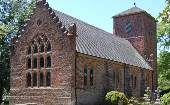 St. Luke s Episcopal Church in