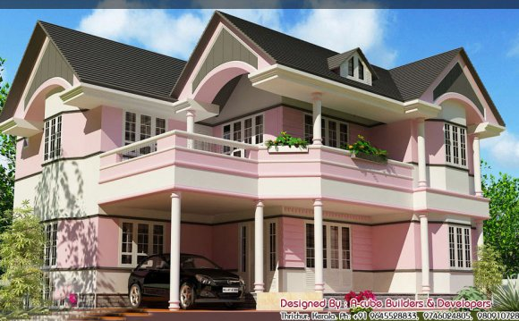 New Style House