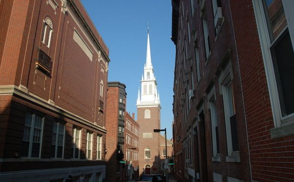 Boston s Freedom Trail