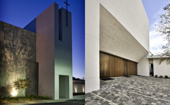 Church Architecture by Alfonso
