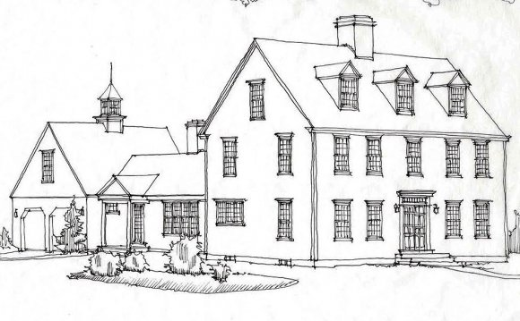 CChonline Colonial House