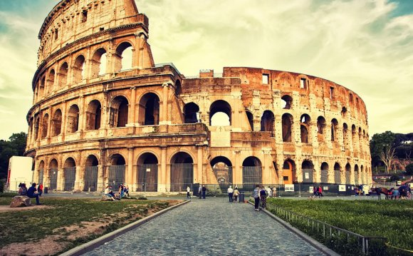 Facts about the Colosseum in