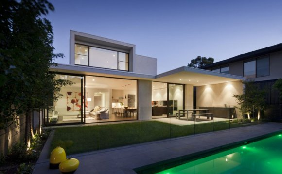 Best Contemporary Modern House