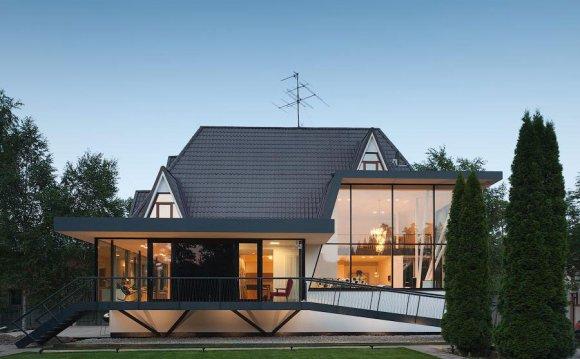 Modern European Cottage Style