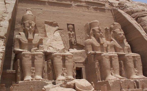 Famous Egyptian Architecture