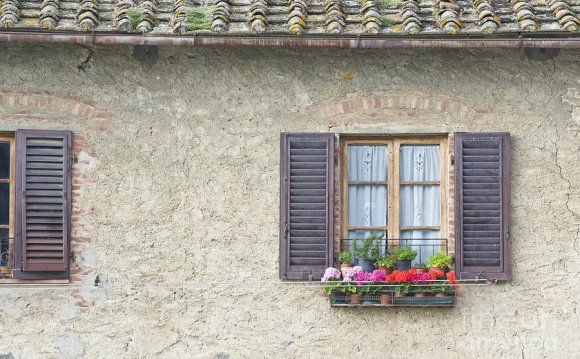 Old Style Window Old Style