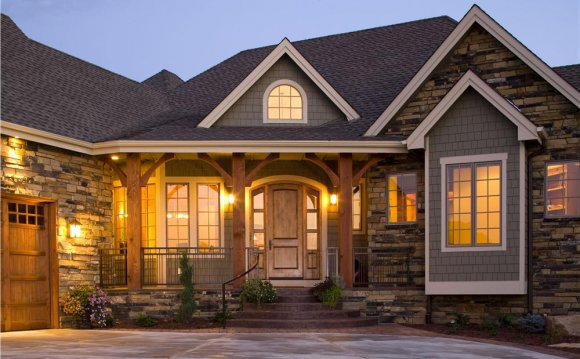 Beautiful Exterior Home