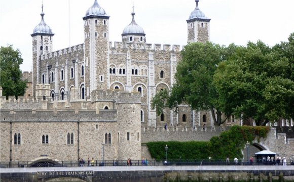The Tower of London – known as