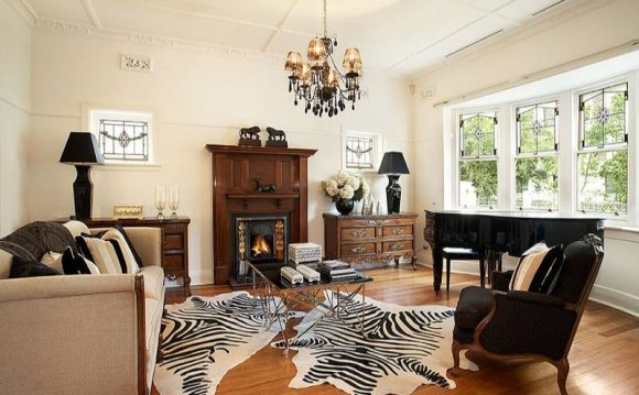 Classic Edwardian home, except