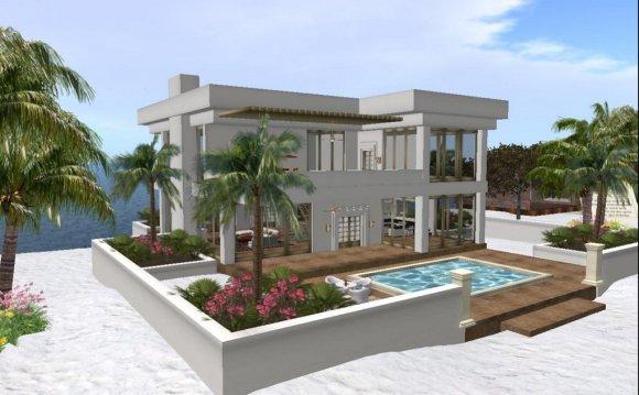 Modern homes exterior designs