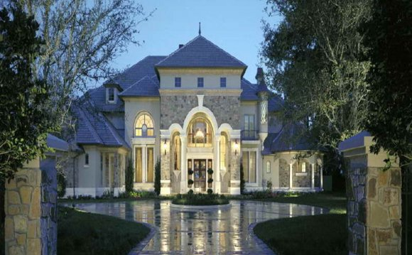 European style architecture