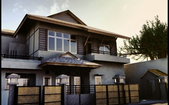 Modern House Styles with