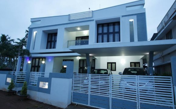 Kerala House Plans with