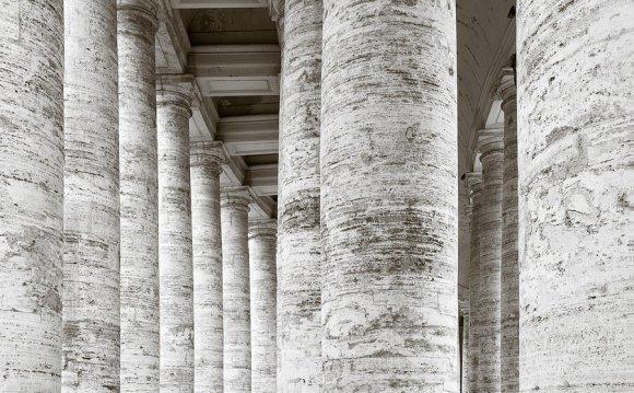 Marble Roman Columns
