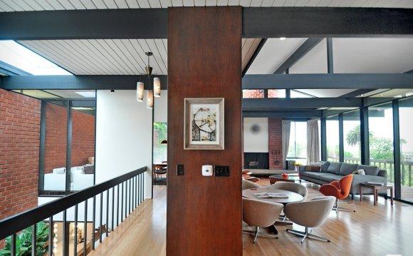 Mezzanine - Jacobson House