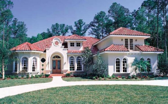 Mission style house plans are