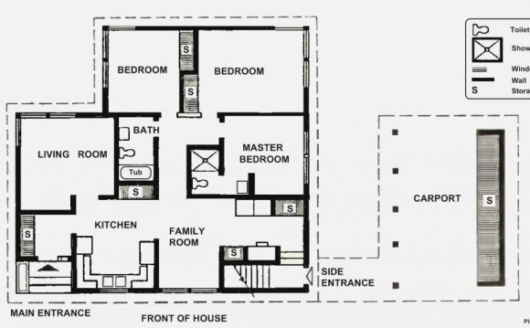 Modern Architecture Home Plans