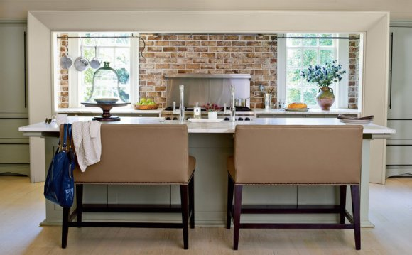 Dream Kitchen: Modern Colonial
