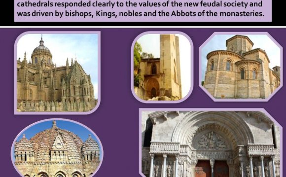 The Romanesque architecture