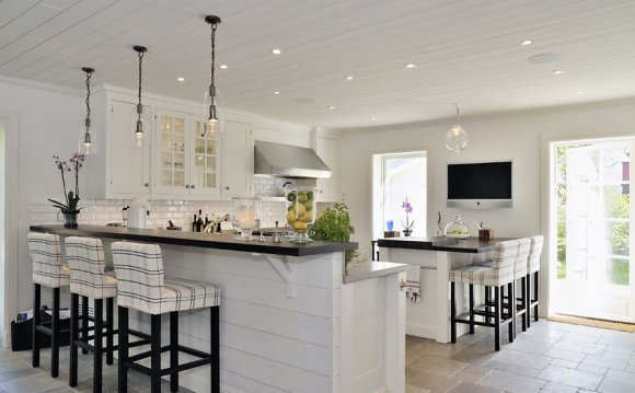 New England Style Dream Villa