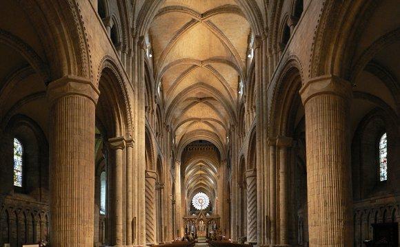 Norman architecture