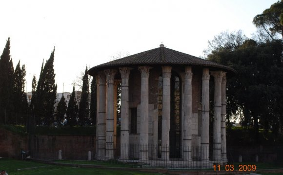 Oldest building in Rome