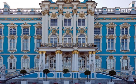 Peter the Great Summer Palace