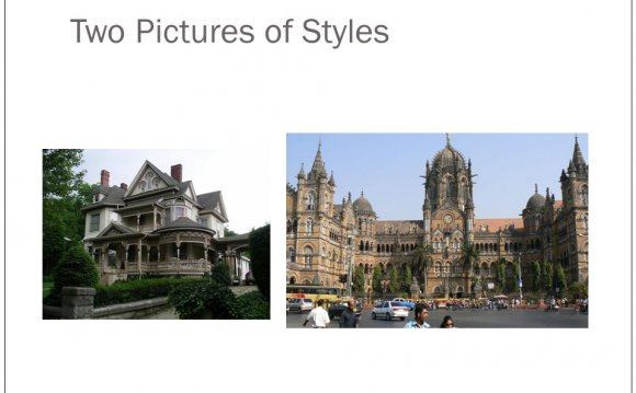 Two Pictures of Styles