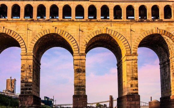 Roman architecture facts
