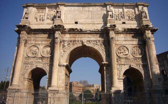 Gallery of Roman Architecture