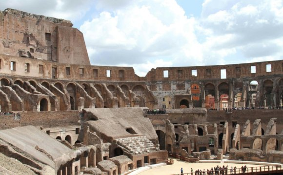 Of Roman architecture and