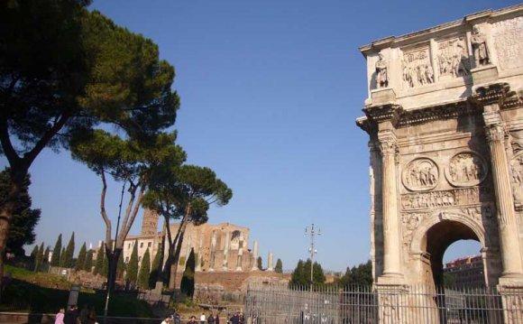 Roman Buildings Related