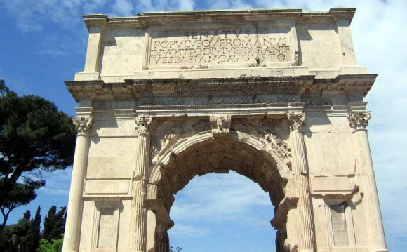 Types of Roman Triumphal