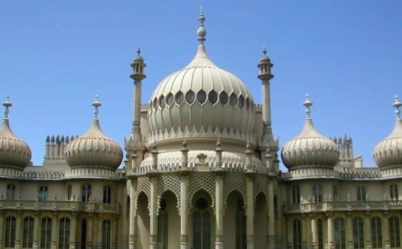 ROYAL PAVILION - BRIGHTON (UK)