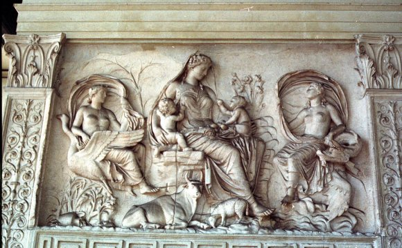 The Ara Pacis (I) | by