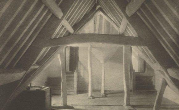 Kelmscott Manor: In the Attics