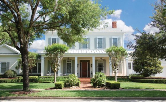 Traditional Colonial Revival