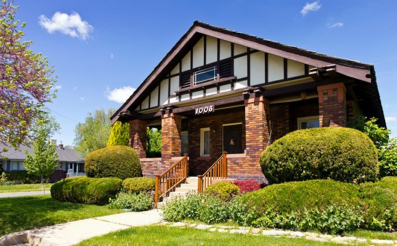 Tudor Style Bungalow | by