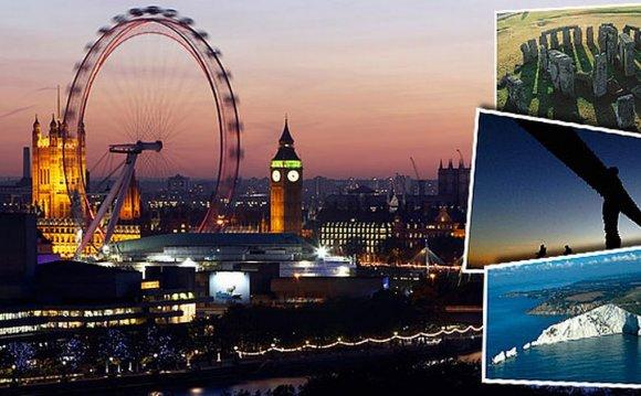 UK s top 50 landmarks: How