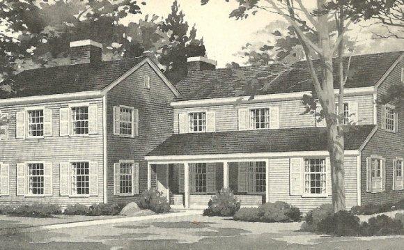 Vintage House Plans 1970s:
