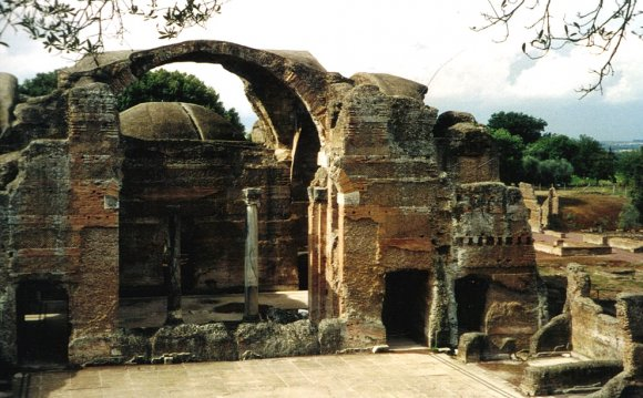 Features of Roman architecture