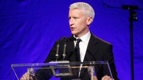 Anderson Cooper. (Photo: Colin Young-Wolff /Invision/AP)